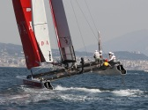 SAILING: AMERICA'S CUP