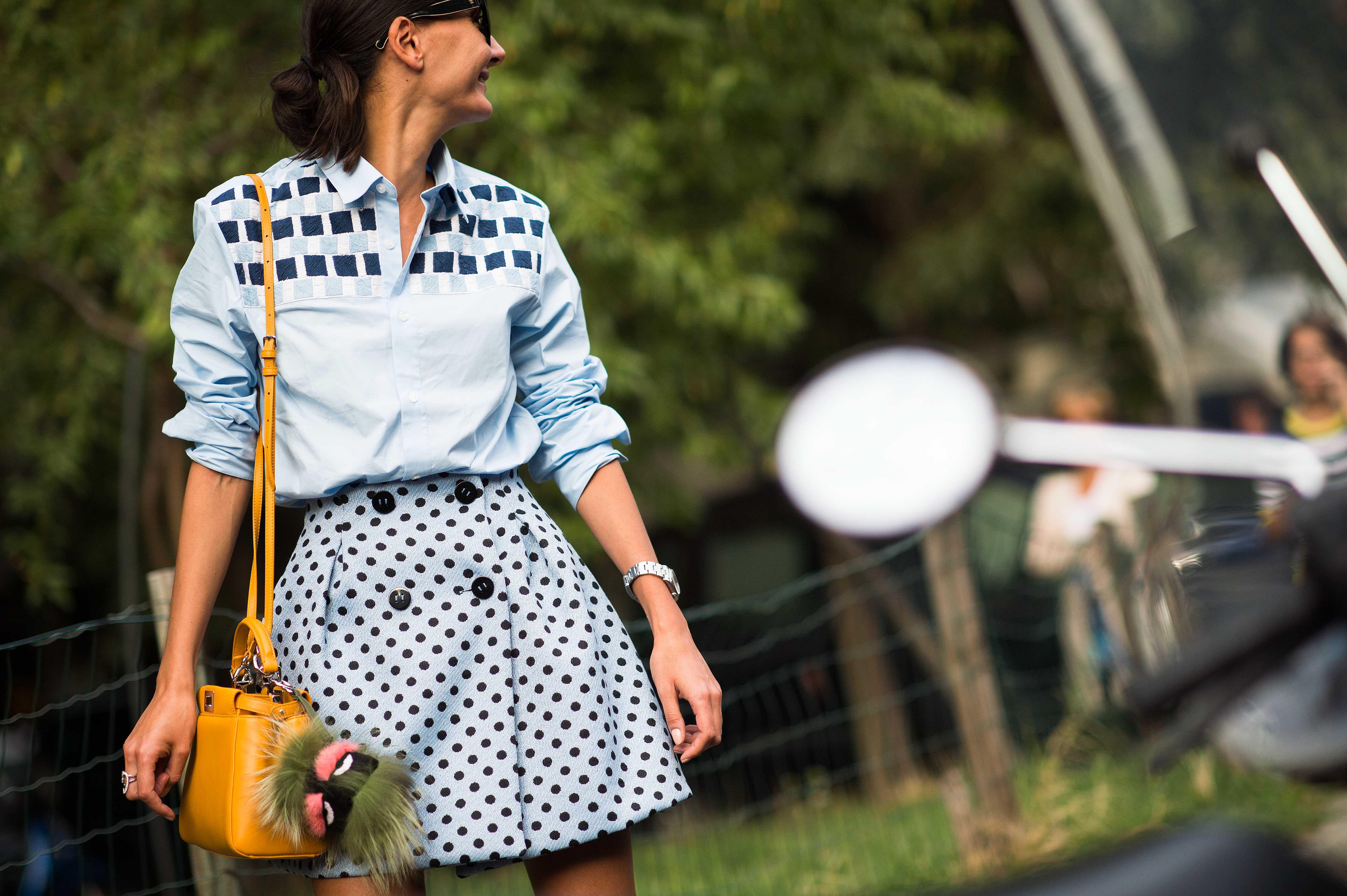 White Fashion Trade Edizione Giugno 2014 Street Style Alessandro Sicuro Comunication