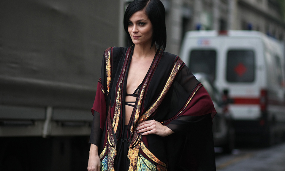 Milan Womens Fashion Week Fall Winter 2014 Street Style