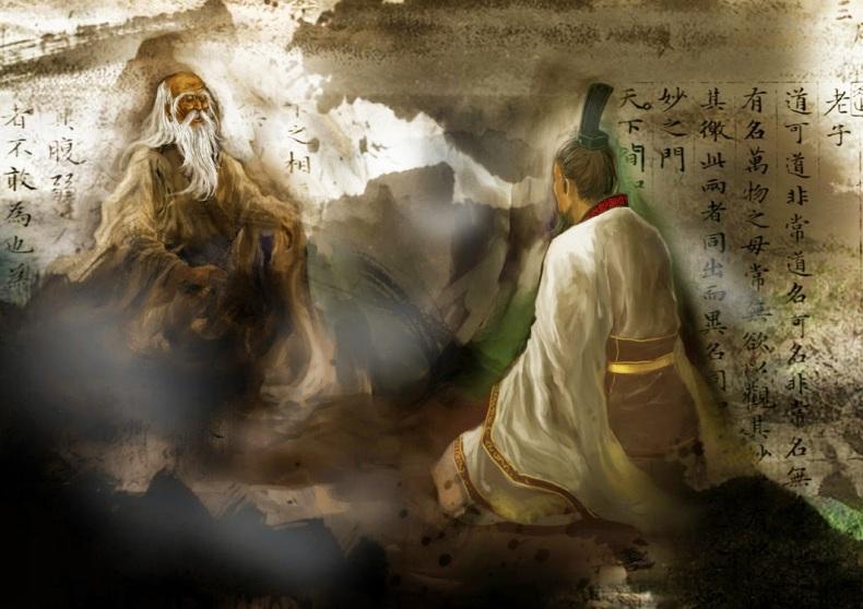Lao Tzu e Confucio