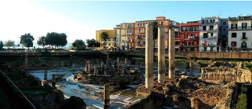 Tempio di Serapide Pozzuoli, NA