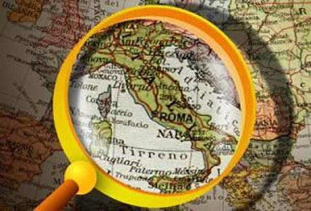 Italia Lente d'Ingrandimento