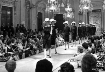 Moda: si torna a sfilare in Sala Bianca di Palazzo Pitti
