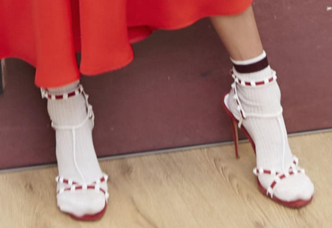 I con para de amables 18usadas Sandalias esponja esto para 2017 calcetines wkPn0O