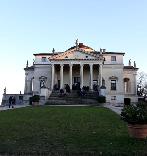 Villa La Rotonda di Andrea Palladio